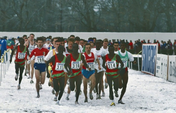 Mondial de cross, Boston 1992
