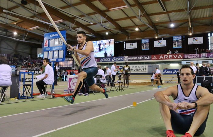 France Indoor 2015 en images