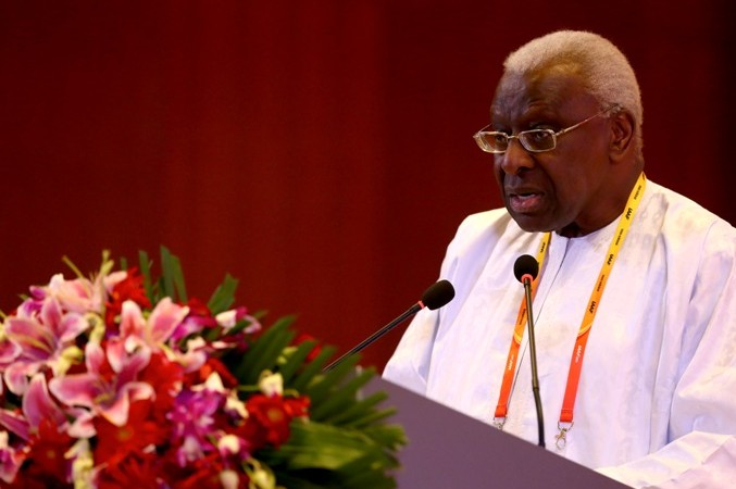 L'IAAF demande 40 millions à Lamine Diack et consorts