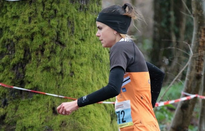Sophie Duarte, «je veux être championne de France de cross»