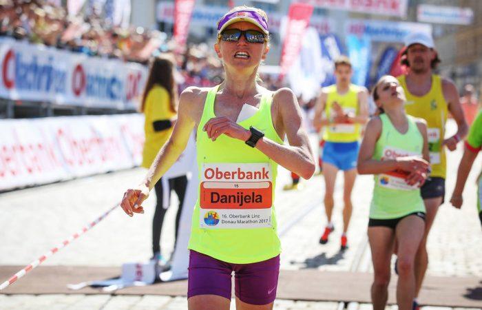 Une Croate remporte le marathon de Linz sous EPO en 2h43