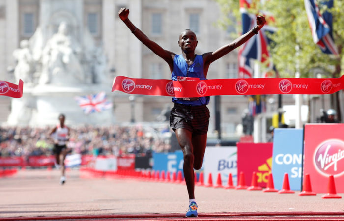 La rengaine du dopage au Kenya, avec Wanjiru, vainqueur de Londres 2017