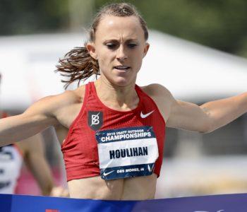 Shelby Houliban, un contrôle positif qui divise l'athlétisme